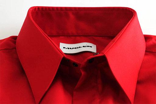 Jak dobrać koszule? - czerwona